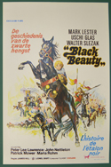 Black Beauty <p><i> (Original Belgian Movie Poster) </i></p>
