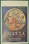 Caligula <p><i> (Original Belgian Movie Poster) </i></p>