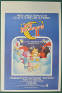 Care Bears II - A New Generation <p><i> (Original Belgian Movie Poster) </i></p>