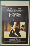 Dancing Machine <p><i> (Original Belgian Movie Poster) </i></p>