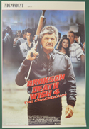 Death Wish 4- The Crackdown <p><i> (Original Belgian Movie Poster) </i></p>