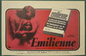 Emilienne <p><i> (Original Belgian Movie Poster) </i></p>