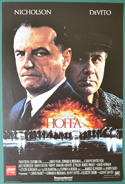 Hoffa <p><i> (Original Belgian Movie Poster) </i></p>