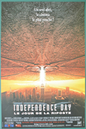 Independence Day <p><i> (Original Belgian Movie Poster) </i></p>