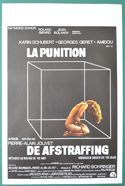 La Punition <p><i> (Original Belgian Movie Poster) </i></p>