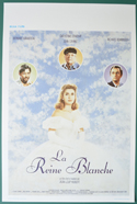 La Reine Blanche <p><i> (Original Belgian Movie Poster) </i></p>