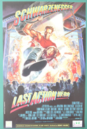 Last Action Hero <p><i> (Original Belgian Movie Poster) </i></p>