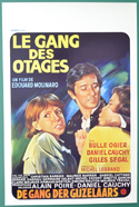 Le Gang Des Otages <p><i> (Original Belgian Movie Poster) </i></p>