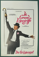 Le Grand Escogriffe <p><i> (Original Belgian Movie Poster) </i></p>