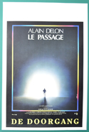Le Passage <p><i> (Original Belgian Movie Poster) </i></p>