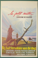 Le Petit Matin <p><i> (Original Belgian Movie Poster) </i></p>
