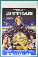Les Petits Calins <p><i> (Original Belgian Movie Poster) </i></p>