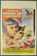 Madame Sin <p><i> (Original Belgian Movie Poster) </i></p>