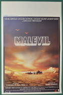 Malevil <p><i> (Original Belgian Movie Poster) </i></p>