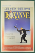 Roxanne <p><i> (Original Belgian Movie Poster) </i></p>