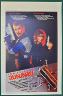 Runaway <p><i> (Original Belgian Movie Poster) </i></p>