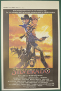 Silverado <p><i> (Original Belgian Movie Poster) </i></p>