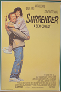 Surrender <p><i> (Original Belgian Movie Poster) </i></p>