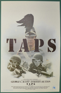 TAPS <p><i> (Original Belgian Movie Poster) </i></p>