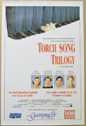 Torch Song Trilogy <p><i> (Original Belgian Movie Poster) </i></p>