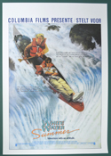 White Water Summer <p><i> (Original Belgian Movie Poster) </i></p>