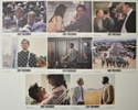 CRY FREEDOM Cinema Set of Colour FOH Stills / Lobby Cards