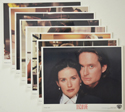 Disclosure <p><a> Set of 8 Original Colour Front Of House Stills / Lobby Cards  </i></p>