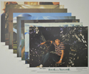 Flight Of The Navigator <p><a> Set of 8 Original Colour Front Of House Stills / Lobby Cards </i></p>