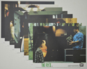 Fly II (The) <p><a> Set of 8 Original Colour Front Of House Stills / Lobby Cards </i></p>