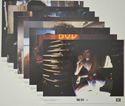 Fly (The) <p><a> Set of 8 Original Colour Front Of House Stills / Lobby Cards </i></p>
