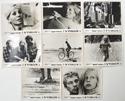 I, A VIRGIN Cinema Set of FOH Stills / Lobby Cards
