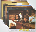Jake Speed <p><a> Set of 8 Original Colour Front Of House Stills / Lobby Cards </i></p>