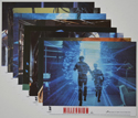Millennium <p><a> Set of 8 Original Colour Front Of House Stills / Lobby Cards </i></p>