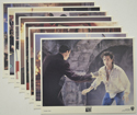 Teen Agent <p><a> Set of 8 Original Colour Front Of House Stills / Lobby Cards </i></p>