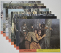 Treasure Of Matecumbe <p><a> Set of 8 Original Colour Front Of House Stills / Lobby Cards </i></p>