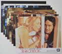 War Of The Roses (The) <p><a> Set of 8 Original Colour Front Of House Stills / Lobby Cards </i></p>