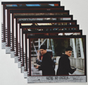 We're No Angels <p><a> Set of 8 Original Colour Front Of House Stills / Lobby Cards </i></p>