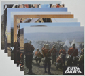 Zulu Dawn <p><a> Set of 8 Original Colour Front Of House Stills / Lobby Cards </i></p>