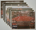 Christine <p><a> Set Of 8 Cinema Lobby Cards </i></p>