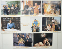 Blame It On The Bellboy <p><a> Set Of 8 Cinema Lobby Cards </i></p>