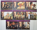 Browning Version (The) <p><a> Set Of 8 Cinema Lobby Cards </i></p>