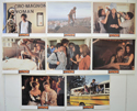 California Man <p><a> Set Of 8 Cinema Lobby Cards </i></p>