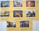 Circle Of Deceit <p><a> Set Of 8 Cinema Lobby Cards </i></p>