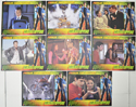 CLOCKSTOPPERS Cinema Set of Lobby Cards