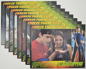 Clockstoppers <p><a> Set Of 8 Cinema Lobby Cards </i></p>
