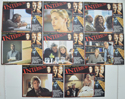Intersection <p><a> Set Of 8 Cinema Lobby Cards </i></p>