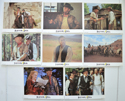 Lightning Jack <p><a> Set Of 8 Cinema Lobby Cards </i></p>