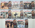 Little Rascals (The) <p><a> Set Of 8 Cinema Lobby Cards </i></p>