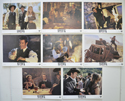 Maverick <p><a> Set Of 8 Cinema Lobby Cards </i></p>