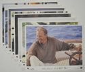 Message In A Bottle <p><a> Set Of 8 Cinema Lobby Cards </i></p>
